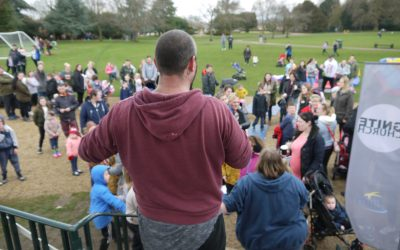 600 celebrate Easter in Lincoln